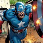 Capitán América, El Superhéroe Patriota