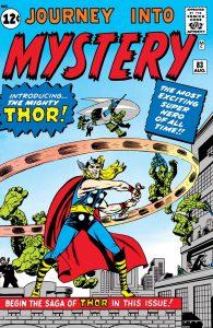 Thor animado