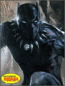 Todo sobre Pantera Negra