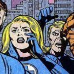 Los Cuatro Fantasticos, una familia de superhéroes