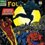 La Pantera Negra del Mundo Marvel