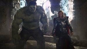 hulk y thor