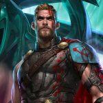 Thor, el Dios del Trueno Asgardiano