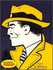 Todo sobre Dick Tracy