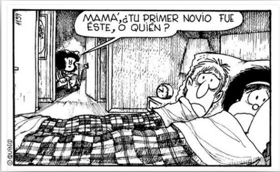 mama de mafalda