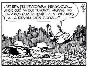mafalda comic