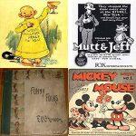 La Historia del Comic a través de los tiempos