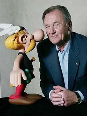 albert y asterix