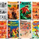 Western Comics, las historietas del viejo oeste
