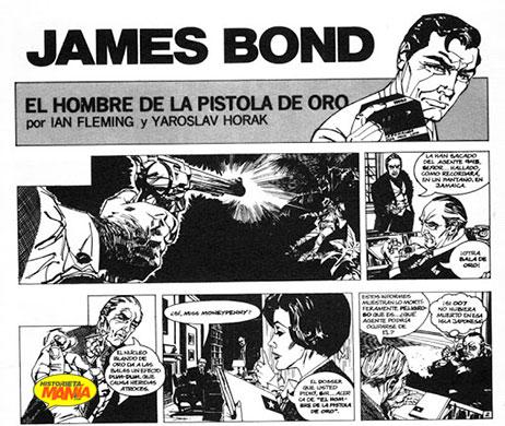 james bond debut