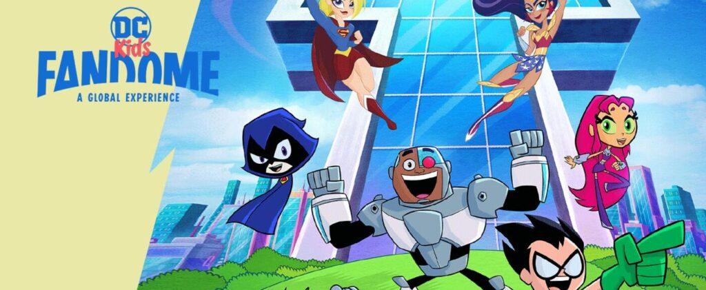 La convención DC FanDome 2020