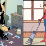 Nueva serie de Marvel sobre los superhéroes en cuarentena