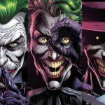 "Quiénes son los ""Three Jokers"" de DC Comics"
