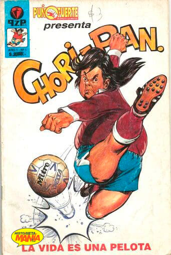Chori-Pan La Leyenda de un Goleador