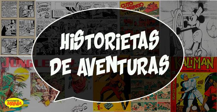 comics de aventuras