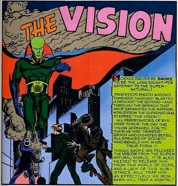 Visión de los Vengadores
